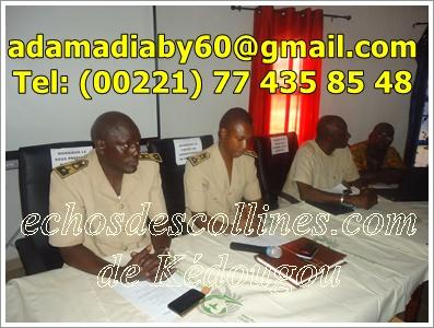 Kédougou: Lancement du Projet de Recensement Général des Entreprises