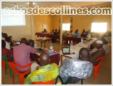 Kédougou: Le projet DGE 75 évalué