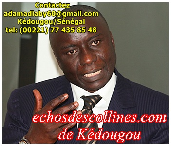 Kédougou: Idrissa Seck attendu ce vendredi vers 15 h, à la terre des hommes