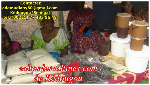 Kédougou: Magoundo Biagui ,transformatrice de produits locaux se livre à….