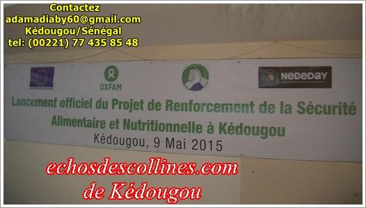 Vidéo: Bientôt, on va oublier la faim dans la région de Kédougou