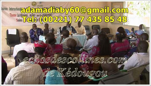 Kédougou: Les infirmiers méditent sur leur sort au poste de santé de Dalaba
