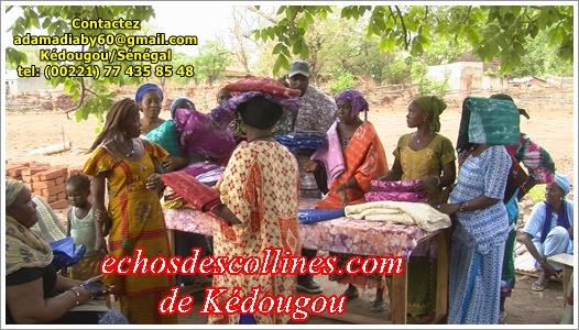 Kédougou: La première phase du projet centre Nafaa de Dindéfélo réalisée