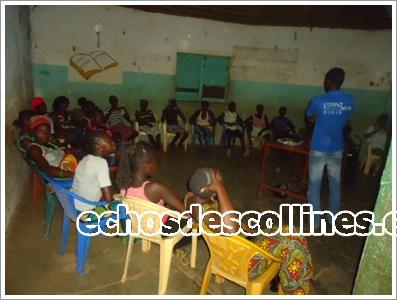 Kédougou: Les jeunes filles de Fadiga déterminées à lutter le VIH/Sida…