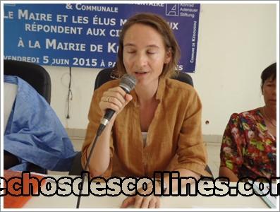 Kédougou: Le maire et les conseillers municipaux répondent aux citoyens