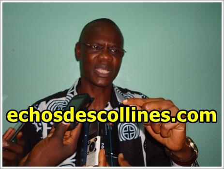 Kédougou: Mor Ngom, requinque les élus et les militants APR