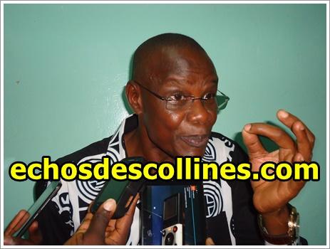 Mor Ngom sur la situation de la coalition BBY«Il faut qu'on arrête de nous parler de problèmes au sein de BBY…il n'y a aucun problème…»