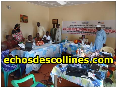 Kédougou: Les acteurs se forment à l'école de la législation minière