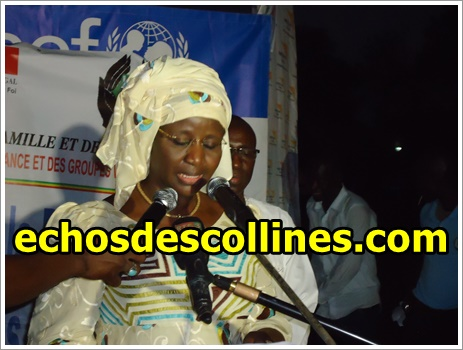 Vidéo : Contribution de KEOH et autres acteurs dans la commémoration de la journée de l'enfant africain 16 juin 2015