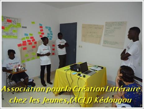 Dakar, les jeunes leaders de BSF/Campus proposent des projets innovants