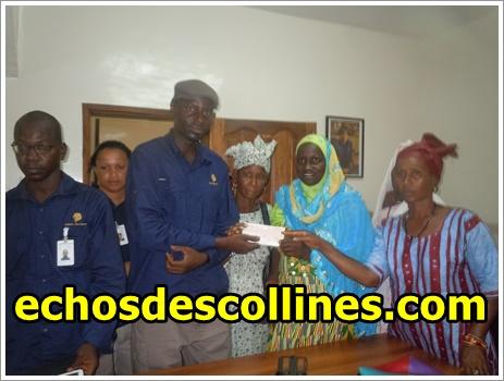 Kédougou: Teranga Gold appuie le réseau des femmes