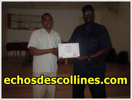 Kédougou: 20 jeunes formés sur l'entreprenariat agricole