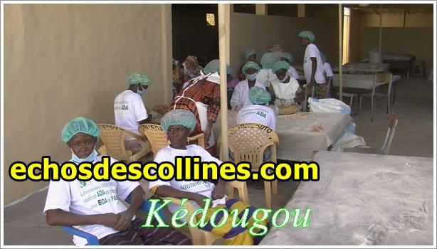Kédougou: Bio-essence donne un coup de mains aux femmes de la région