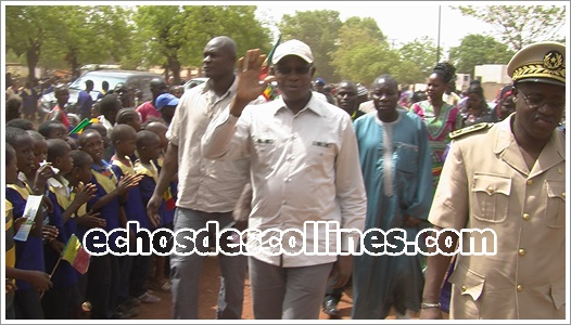 Kédougou: Lancement de la 19ème édition de la semaine nationale de l'Ecole de Base.