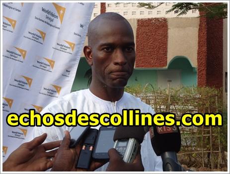 Communication sur les pratiques culturelles néfastes,M Boubacar Fofana, manager de la protection de l'enfant à Word Vision avertit