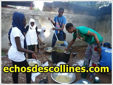 Kédougou: Les ados offrent un «Ndogou» aux détenus et aux malades…