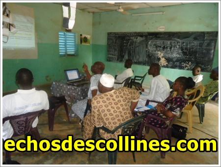 Kédougou: La COSYDEP, outillée sur l'exécution du budget des collectivités locales