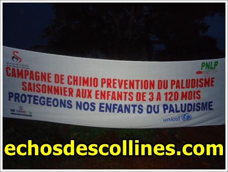 Kédougou: Le PNLP veut épargner 24 988 enfants du paludisme
