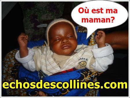 Kédougou: Elle abandonne son bébé et disparait dans la nature