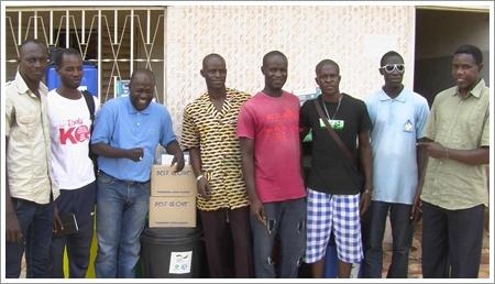 Santé: Prévention contre la fièvre à virus Ebola, l'ong SADEV ne baisse pas la garde