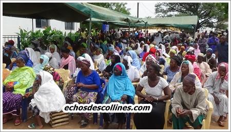Kédougou: Un peu plus de 63 millions de FCFA distribués aux populations vulnérables