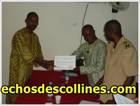 Kédougou: 25 agents de l'Etat à l'école de la comptabilité des matières