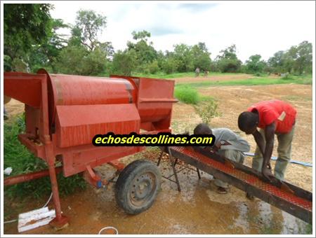 Kédougou: Le projet ARM veut alléger le travail des orpailleurs de Douta