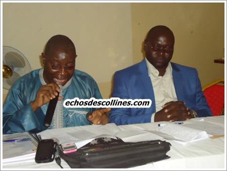 Académie de Kédougou: El hadji Ndao, passe le témoin à Cheikh Faye