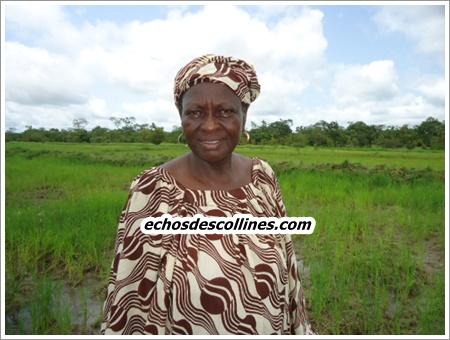 Vidéo: Aya Ndiaye,la lionne du Niokolo investit dans les rizières depuis 20 ans
