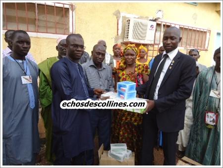 Fonds de dotation:Le conseil municipal décaisse 10 millions de FCFA au profit du centre de santé Kédougou