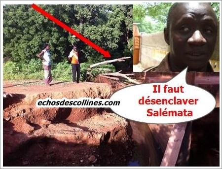 Kédougou Enclavement: Salématavit le calvaireen hivernage