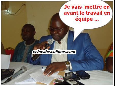 Opinion: Cheikh Faye, le nouvel inspecteur d'académie de Kédougou:«Je vais mettre en avant le travail en équipe pour relever les défis…»