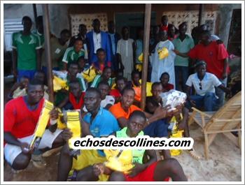 Kédougou: Koumouna Biagui au chevet de la jeunesse du quartier Pasteur Butler