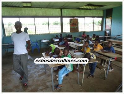 Kédougou: Maths et Lecture, l'Unicef donne une chance aux élèves faibles