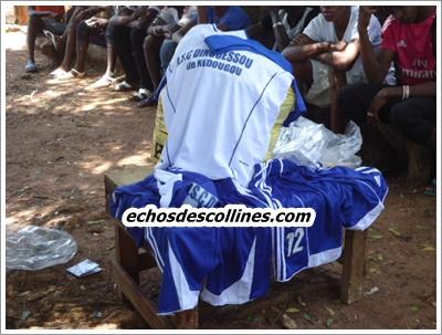 Kédougou: Koumouna Biagui revigore les joueurs de l'ASC Dinguessou