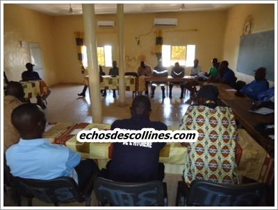 Kédougou: Prévention contre Ebola, l'OIM facilite un exercice de simulation