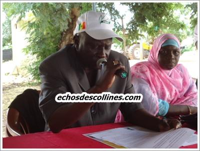 Kédougou: Le PADAER étale ses réalisations