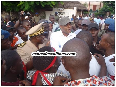 Kédougou: Mame Mbaye Niang répond aux doléances des jeunes…