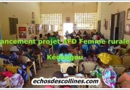 Vidéo: KEOH lance le projet «Baamtaal rewbé»