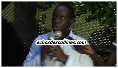 Kédougou: El hadji Malick Gakou est en colère contre le délaissement de la région par l'Etat.