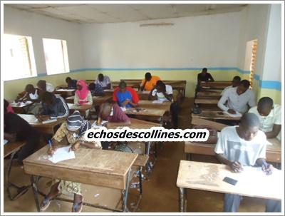 Kédougou: 162 candidats à l'assaut du CREM (Concours de Recrutement des Elèves Maîtres)