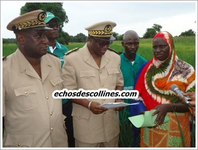 Kédougou: L'administration approuve et soutient le travail du REFDEV