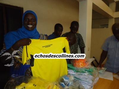 Kédougou: Le conseil départemental tient ses promesses à la jeunesse