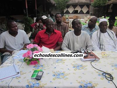 Kédougou: Les libéraux  sont déçus par l'exclusion de FADA.