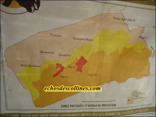 Kédougou: focus sur les réalisations de l'équipe de la réserve de Dindéfélo