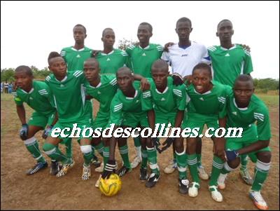 Vidéo: Regardez les buts du match,l'ASC Bandafassi remporte la coupe du maire