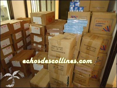 Kédougou: Le conseil municipal dote les écoles en fournitures scolaires
