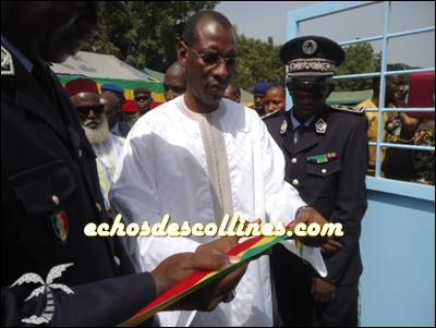 Kédougou: Sécurité, le 1er commissariat de police est ouvert … Attention!