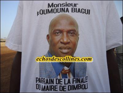 Dimboli: Fodé Keita, un maire courageuxqui met l'intérêt des populations au dessus de tout