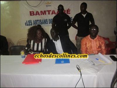 Kédougou: Le Mouvement Bamtaaré veut gagner la chambre des métiers